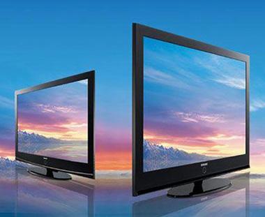 电视机显示屏