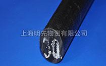 黑色ABS塑料棒