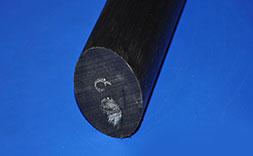 定制黑色pom棒耐磨塑钢棒