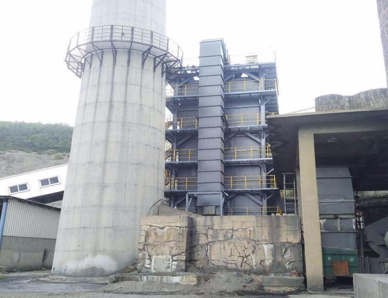 福建元成豆业湿电除尘项目