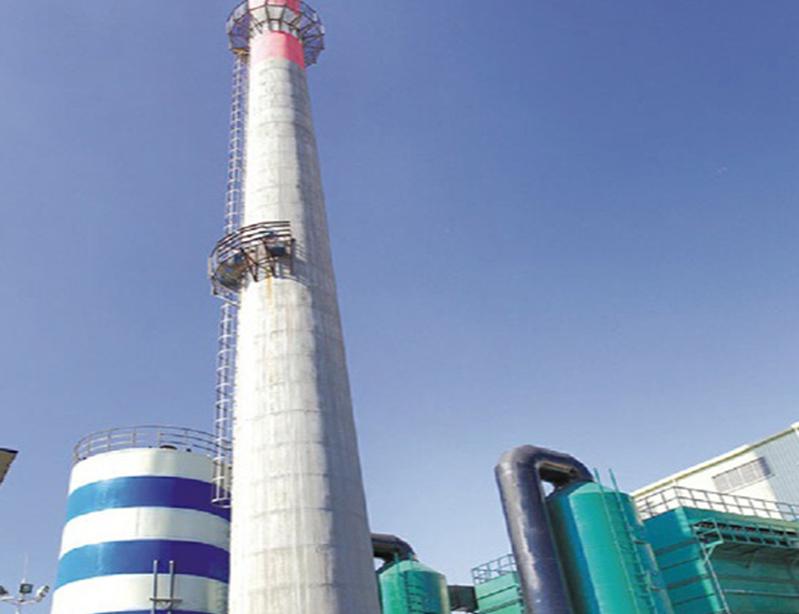 广州统一供热园除尘脱硫脱硝项目案例