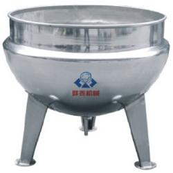 立式蒸汽夾層鍋