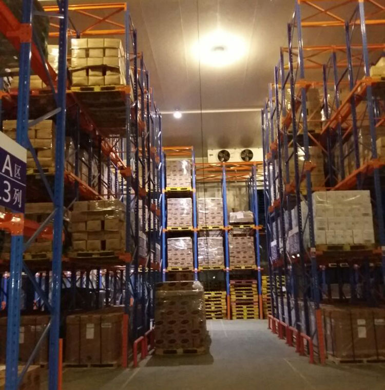上海冷链仓储公司 上海食品冷冻仓库