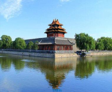 北京故宮筒子河治理項目