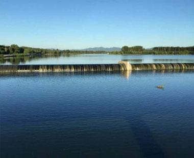 北京延慶西湖水體治理項目