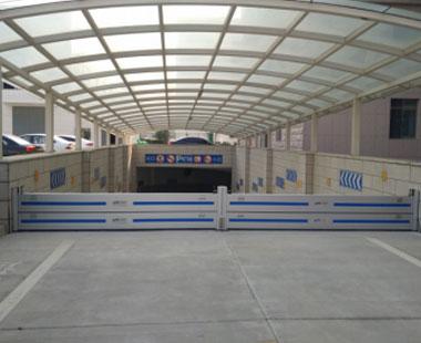 昆山洽兴包装有限公司地下车库出入口防汛
