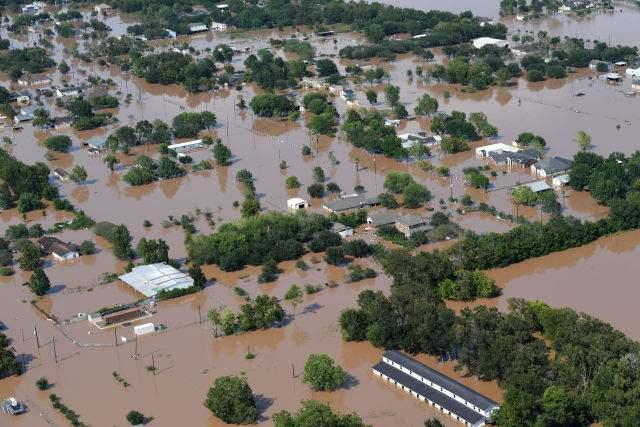 科普丨2019洪水等級劃分標準你知道嗎?