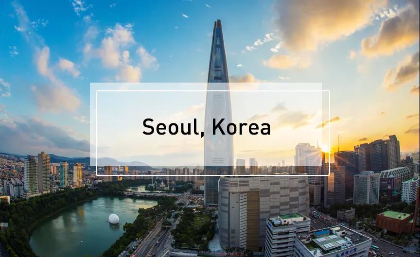 """城市系列丨雨后不""""观海""""之韩国首尔"""