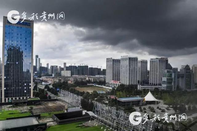 贵州已进入大雾大雨天气!最高雨量将达暴雨量级