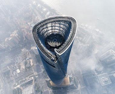 上海中心大厦智能防汛设备