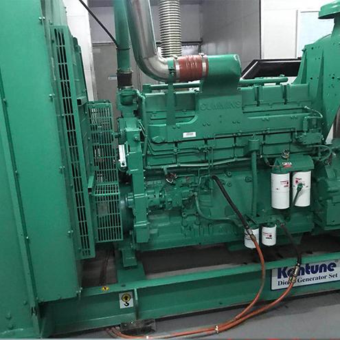 福州柴油发电机