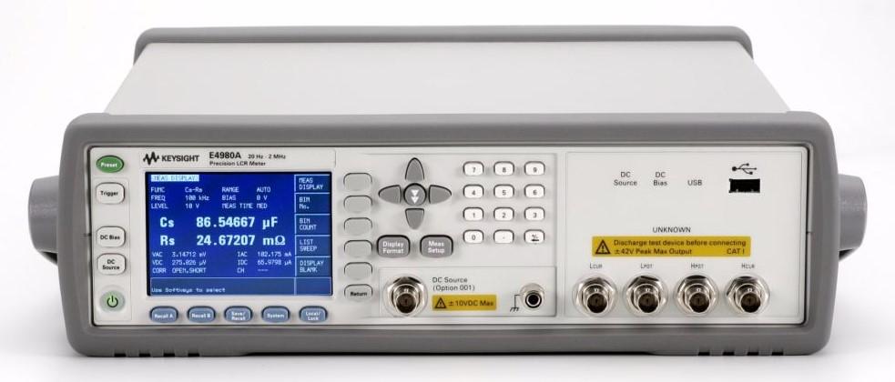 E4980A 精密型 LC...