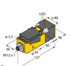 图尔克电感式传感器5