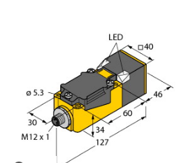 图尔克电感式传感器4