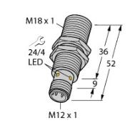 图尔克电感式传感器3