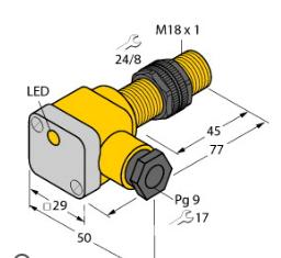 图尔克电感式传感器
