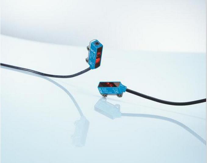 西克新一代超小型光电传感器G2S
