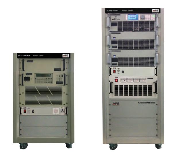 谐波闪烁测试系统ECTS2
