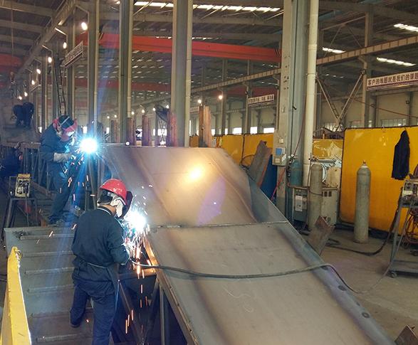 ISO3834焊接認證