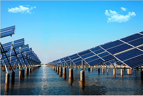 水上太阳能发电-江苏启晶光电科技有限公司