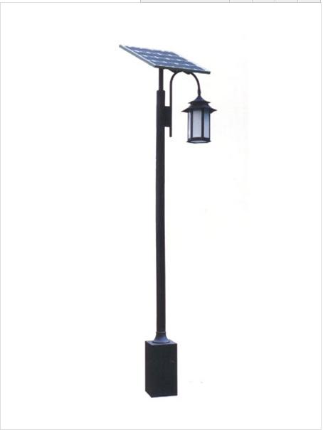 太阳能庭院路灯、草坪灯