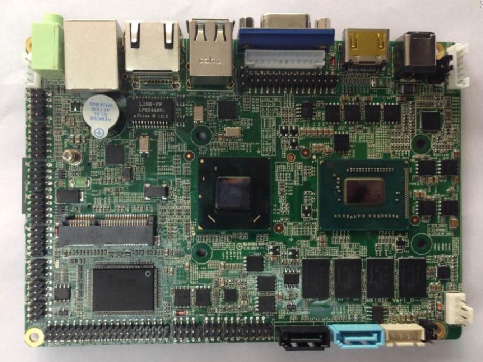 M618SE 3.5寸 1037 i3 i5 工控主板
