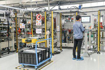 工厂自动化工业工控一体机电脑应用案列