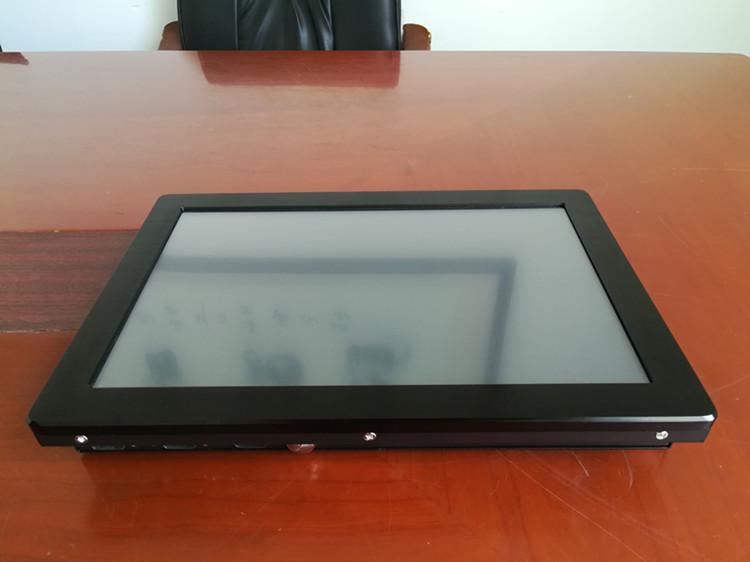12.1寸i3双网口工业平板电脑