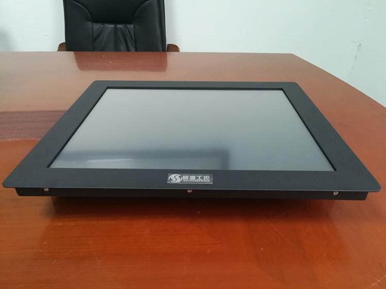 电阻19寸i5工业平板电脑