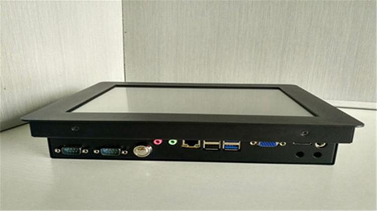 电阻12.1寸工业平板电脑