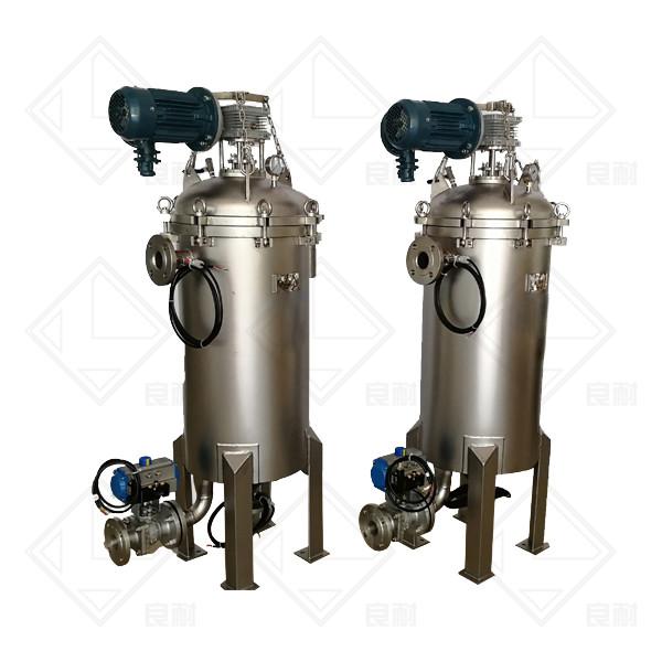 反冲洗过滤器是如何排污的呢?