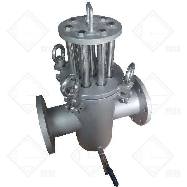 SMF强磁除铁式过滤器