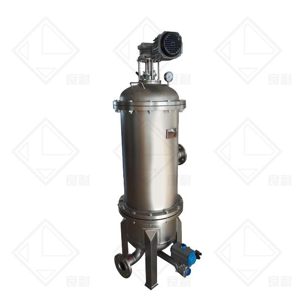 全自动反冲洗过滤器的构造及技术特点