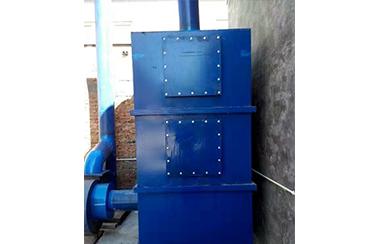 装饰材料厂除尘器