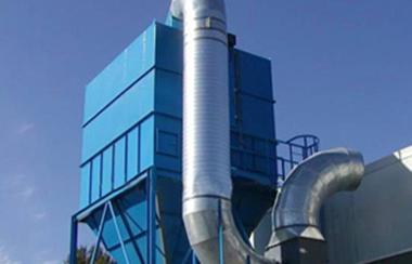 HMC系列脉冲单机袋式除尘器