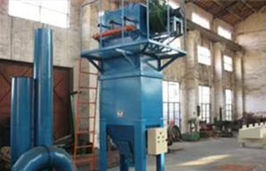 MC-II型单机脉冲式除尘器