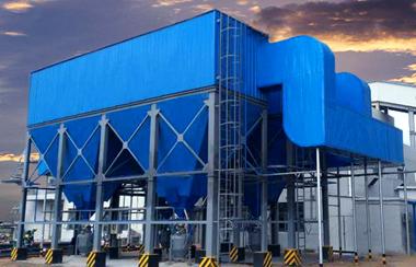 DDF大型袋式反吹除尘器厂家