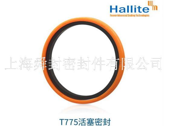 英国赫莱特Hallilte双向聚氨酯活塞封T775型