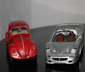 玩具汽车模具