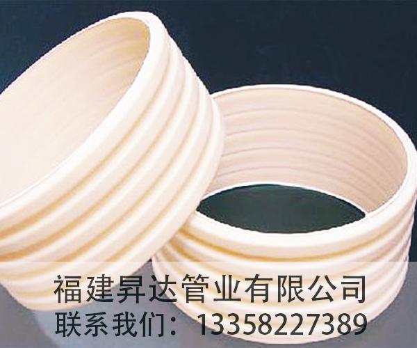 福建昇达HDPE双壁波纹管