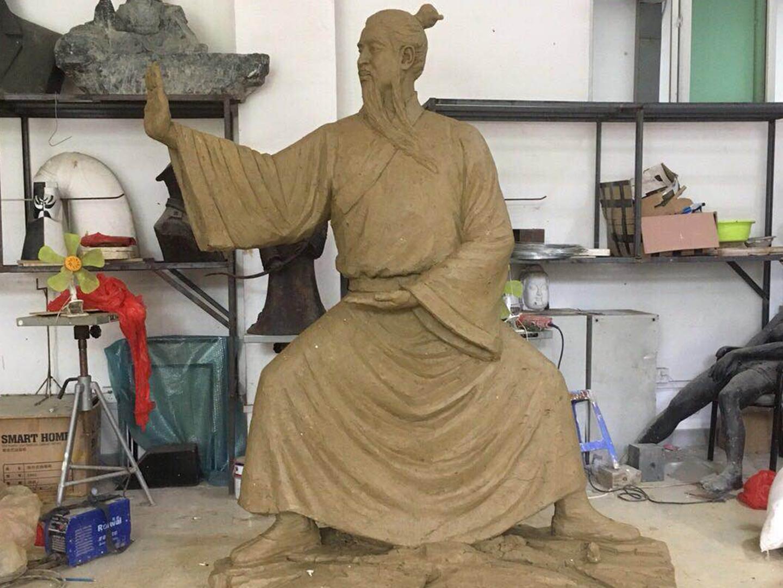 雕塑泥稿成功案例