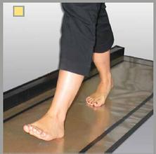 步道式压力测量系统