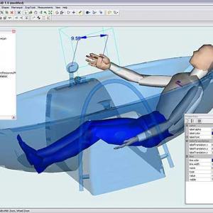 HumanCAD人因工程分析系统