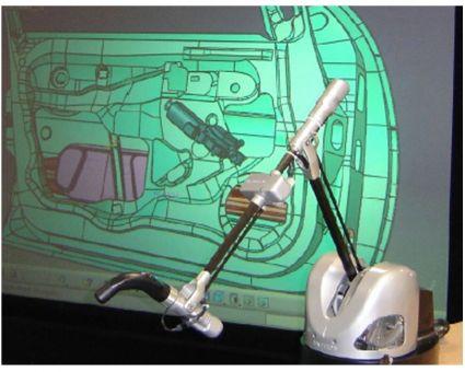 HAPTION VIRTUOSE 6D 触觉设备
