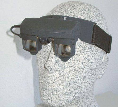 Trivisio M3-Stereo 增强现实头盔