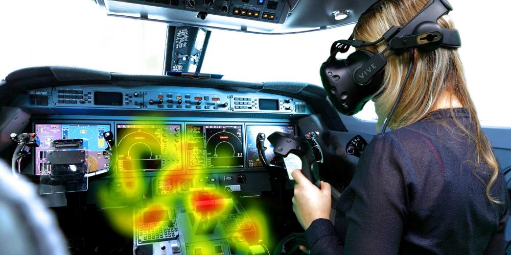 眼动追踪与沉浸式VR研究