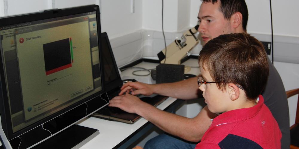 眼动缺陷患者的眼动行为临床研究
