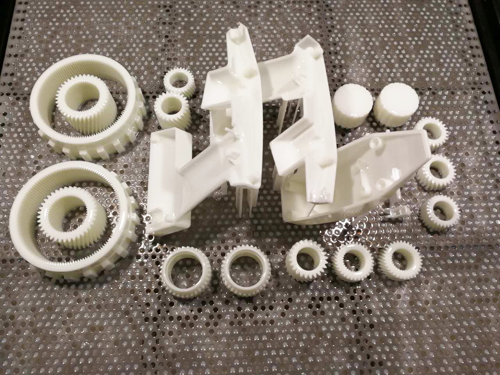 SLA工业级3D打印服务