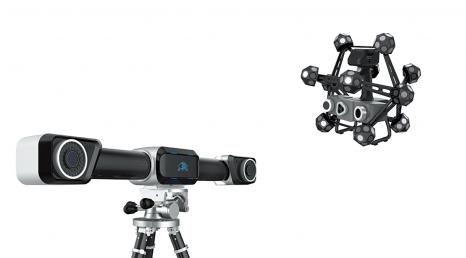 手持光学追踪3D扫描仪—3Dscan HIX
