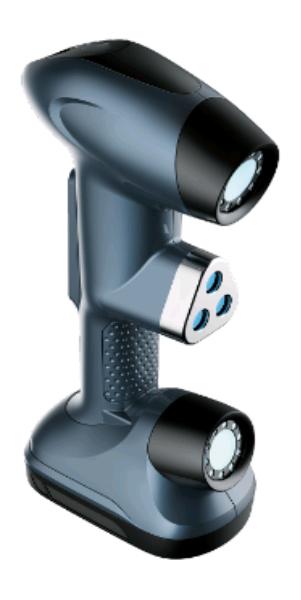 3DSHandy-3XB、7XB智能手持蓝色激光三维扫描仪